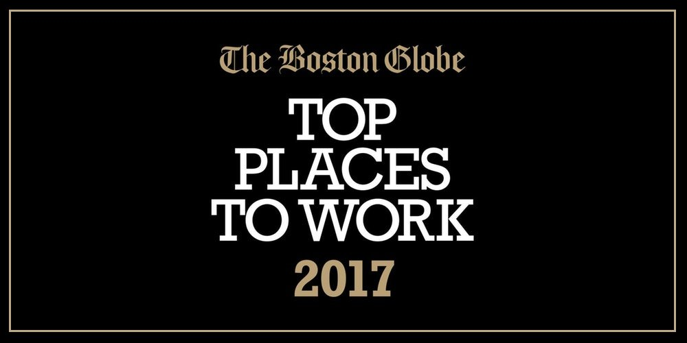 Voted Top Place to Work 2017